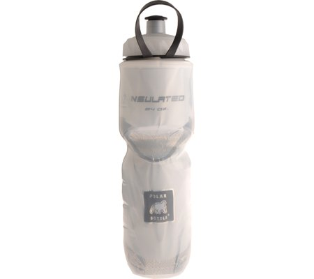 24 Ounce Insulated Water (Polar Bottle Polar Insulated Water Bottle 24oz (Set of 2),White,US)