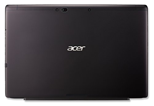 Acer Aspire Switch 12 S SW7-272-M5S2 12.5-Inch 2 in 1 Notebook (Intel Core m3-6Y30, 4 GB RAM, 128 GB HDD, Windows 10 Home), Black