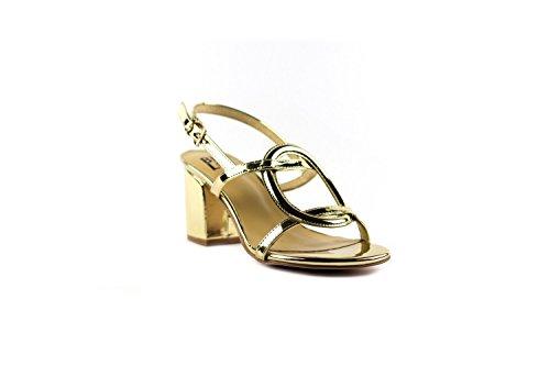 bibi lou Sandalias de Vestir Para Mujer dorado