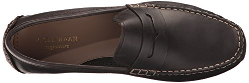 Cole Haan Mens Kelson Penny Penny Loafer Dark Arrosto