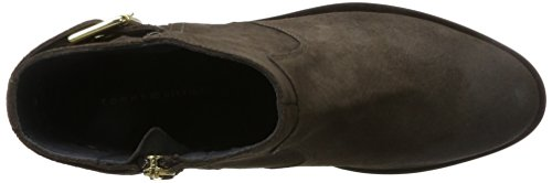 Femme Coffee P1285arson Hilfiger Marron Bottes Black Classiques 13b Tommy 6xUHnwaqX6