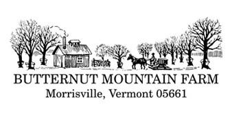 Butternut Mountain Farms Organic Pure Maple Syrup, Grade B - 1 Gallon by Butternut Mountain Farm