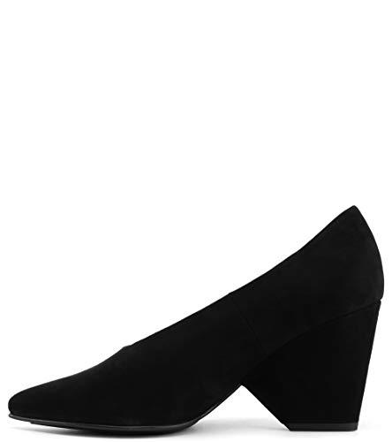 Cuña Negro Mujer Peter De Tacón Con Kaiser Zapatos 6xHqZ1P