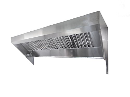 Concession Hood Exhaust Fan (6' Food Truck Concession Trailer Hood)