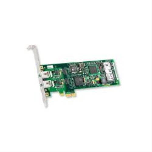 Dialogic 306-387 Diva UM-Analog-2 - Fax/voice/data board - plug-in card - PCIe - V.90 / 2 analog port(s) by Dialogic