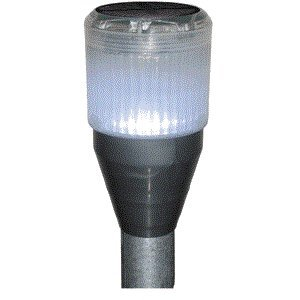 Dock Edge Postlite Solar LED Post Light 2pk
