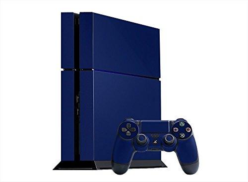 Sony PlayStation 4 Skin  - NEW - COBALT BLUE system skins
