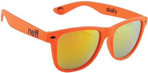 Neff Daily Shades - Orange- One - Retro Neff Sunglasses