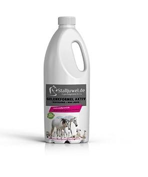 Articulación Fórmula activo Liquid (Gag) Glucosamina + MSM 1 L para caballos
