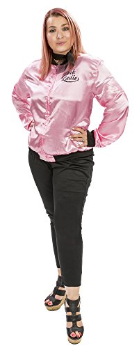 Adult Greaser Babe Costume - XLarge - Ladies Jacket Costumes