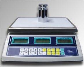 G/&G BPS-F 30kg//1g Ladenwaage Paketwaage Digital-waage