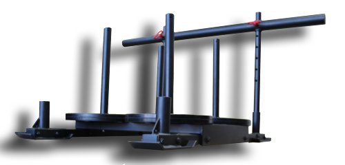 """CFF """"Alaskan"""" Weighted Push, Pull Team Sled - Great for Cross Training, MMA, Boxing, Personal Training, Bootcamp by CFF (Image #1)"""