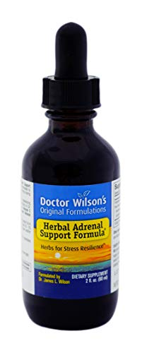 Dr. Wilsons Herbal Adrenal Support Formula 2 Ounces
