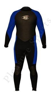 Semi Dry Full Wetsuit (H2Odyssey Catalina 7mm Men's Semi-Dry Wetsuit - M)