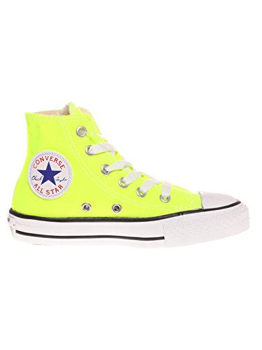 Converse Chuck Taylor All Star High Sneaker Kinder neon gelb (electric yellow)