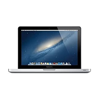 Apple MacBook Pro MD101LL/A 13.3-inch Laptop, Dual-Core Intel Core i5 Processor 2.5Ghz, 4GB RAM, 128GB HD (Renewed)