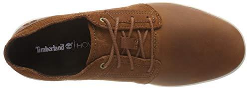 Bottes 358 Bottines amp; Saddleback glazed Graydon Ginger Classiques Marron Timberland Homme fHTBOxv5w
