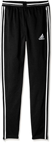 - adidas Youth Soccer Condivo 16 Pants, Black/White, X-Large