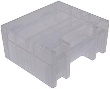 Ansmann Premium Batería Caja para 4 Mignon AA o Micro AAA Baterías ...