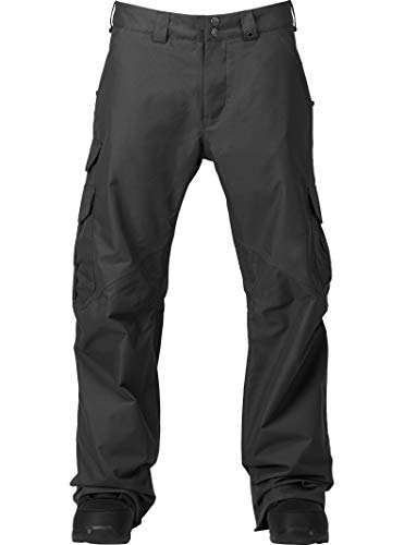 Burton Mens Cargo Snow Pants 2015, True Black