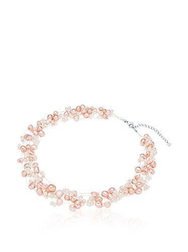 Nova Pearls Copenhagen Chaîne Blanc/Rose