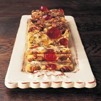 Collin Street Bakery - Ye Olde English Fruit & Nut Cake Kosher Fruitcake 1 Lb in Gift Box