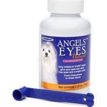 (150 grams Angels Eyes NATURAL CHICKEN Tear Stain Eliminator-Remover + FREE)