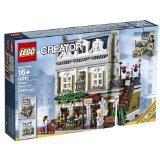 #3: LEGO Creator Expert 10243 Parisian Restaurant