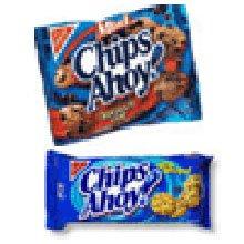Packs Kraft Calorie 100 (Kraft Nabisco Kraft Nabisco Chips Ahoy Cookies 100 Calorie Pack - 0.81 Oz.)