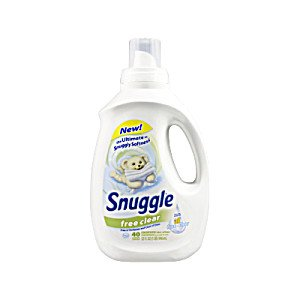 snuggle-free-clear-liquid-fabric-softener-32-oz