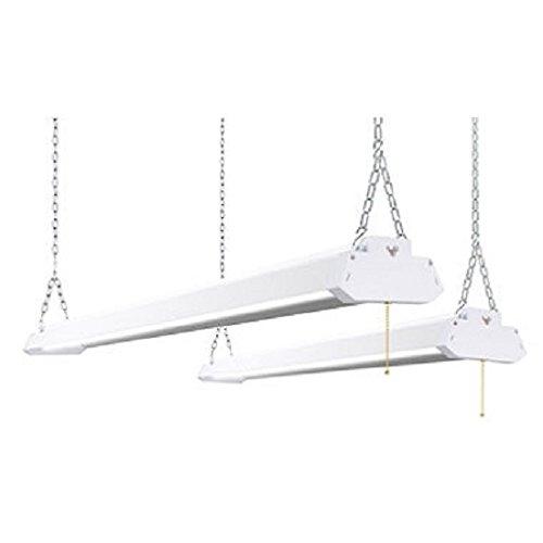 Honeywell LED 4' Linkable Shop Lights - White (2-pk)