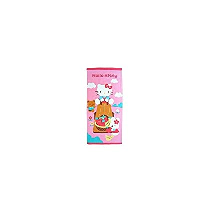 Toalla de baño Hello Kitty gm Flowers