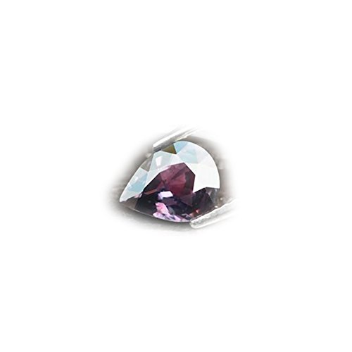 COLORFUL 5.15ct Untreated Natural Pear Rich Pink Kunzite Brazil #AB