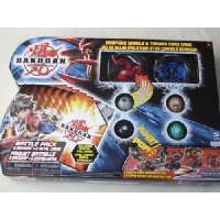 Bakugan Battle Brawlers Game Series 1 Battle Pack of 6 - Red and Blue Spheres (one of each of the other (Bakugan Battle Brawlers Toys)