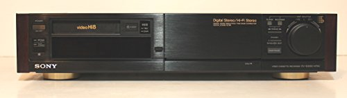 Digital Time Base Corrector (Sony EV-S3000 Hi8 Video8 8mm Editing VCR Deck Cassette Recorder)