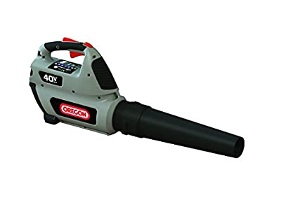 Oregon Cordless 40V Max BL300 Handheld Blower Kit with 6.0 Ah Battery Pack and C750 Rapid Charger