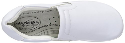 Easy Works Women's Bind Health Care Professional Shoe, White, 8.5 M US by Easy Works (Image #8)