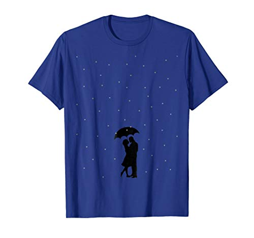 Love - Couple under an umbrella