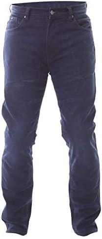 30 Frank Thomas Renegade AAA CE Denim Motorcycle Jeans Short Leg Blue J/&S