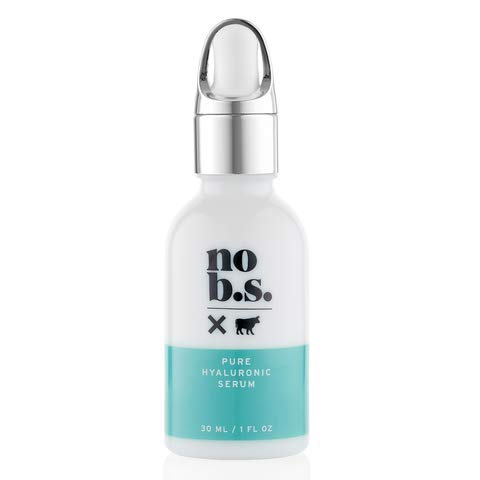 31jUbdm68AL - No B.S. Pure Hyaluronic Acid Serum. Anti Aging Serum For Face. Ultra Hydrating Moisturizer. Potent Formulas. Clean Skincare.