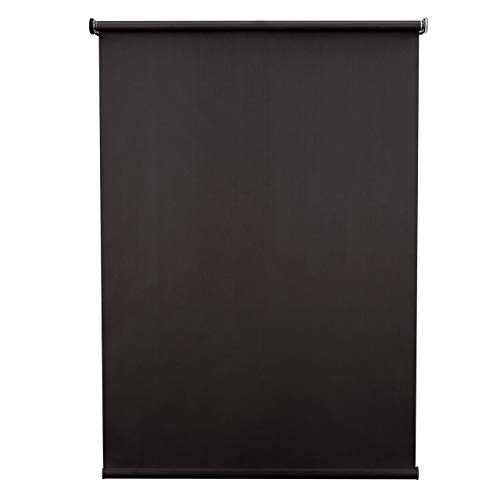 RecPro Chocolate RV Roller Shades Darkening Window Cover for Camper and RV Blinds (26″ W x 60″ H)