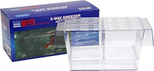 Lee S Three Way Breeder Aquariums Pet Supplies