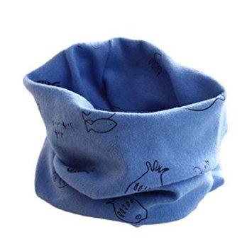 Lavillede Schal für Babys, Mädchen, mehrfarbig, Baumwolle Mädchen