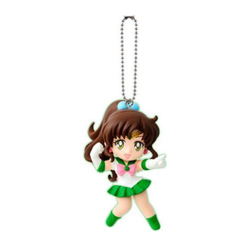 Sailor Moon Sailor Jupiter Cápsula PVC Llavero: Amazon.es ...