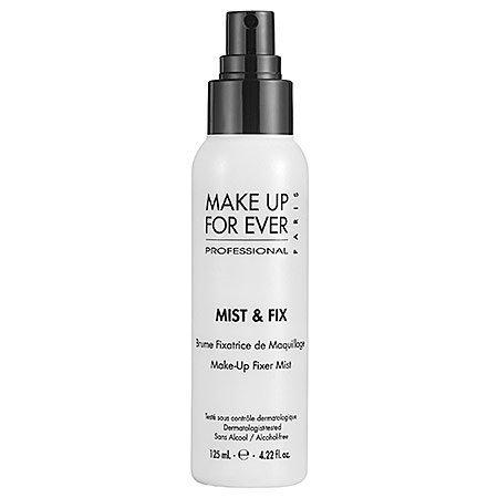 MAKE UP FOR EVER Mist & Fix 4.22 oz