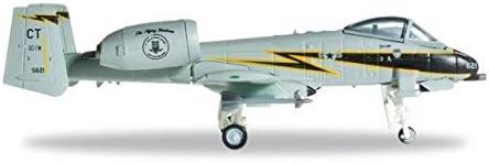 Herpa Wings Thunderbolt II A-10A Lightning USAF 118th Flight Wing 103th Squadron 1/200 ダイカスト飛行機 飛行機