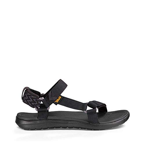 Teva Women's W Sanborn Universal Sandal, Black, 8 M US