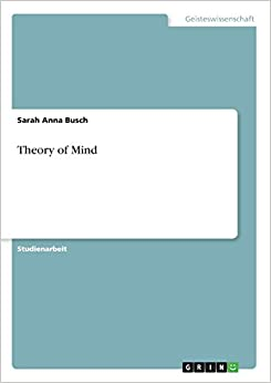Book Theory of Mind