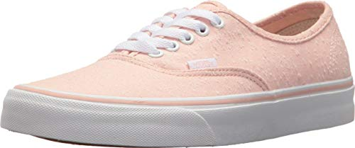 Pink Vans Authentic True Sand Evening Marled Canvas White RrRxXUp