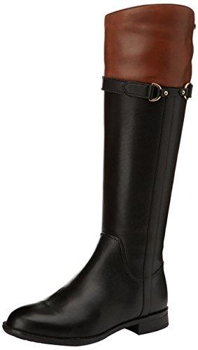 Clarks Mint Aqua GTX, WoMen Boots Black (Black Combi)